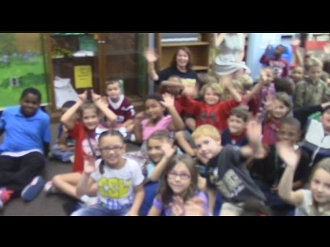 Weather 101 with Rob Fowler at Flowertown Elementary School