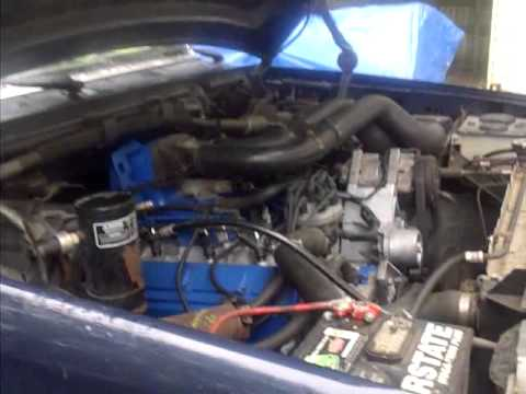 1992 Ford F150 Built 460 Swap Part 2 Youtube