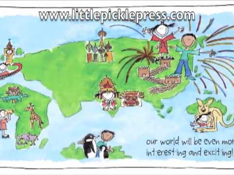 Multi-cultural Childrens Books: Thinking Global