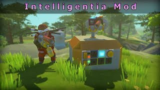 Intelligentia Mod | Features and tutorial (and some bugs)