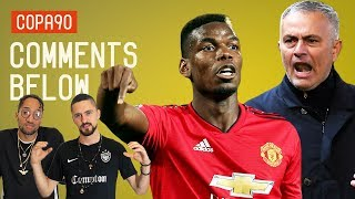 Did Pogba Save Mourinho's Job at Man United? | Comments Below