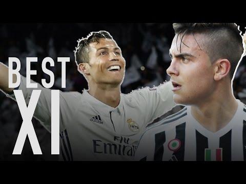 2016-17 Champions League Best XI