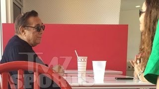 Donald Sterling Spotted With New Girlfriend At In-N-Out Burger