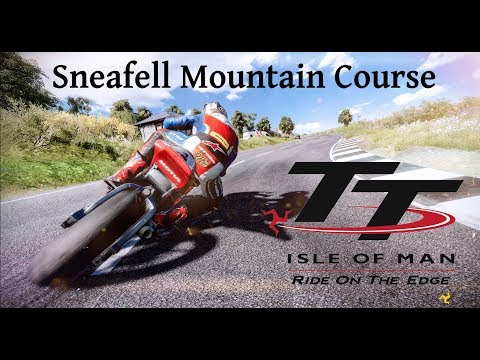 TT Isle of Man 🏍 erste Runde am Snaefell Mountain Course (ohne Crash) [PS4])