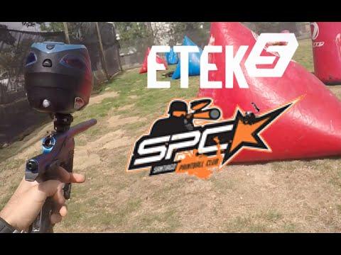 Etek 5 Gameplay Santiago Paintball Club 21 June 2015