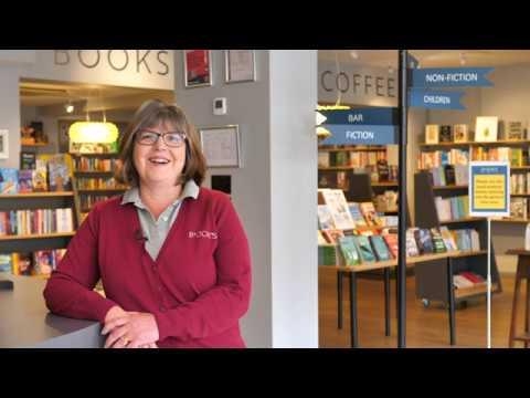 BrOOK'S BOOKSHOP PROMO 4K | AuburnRoe
