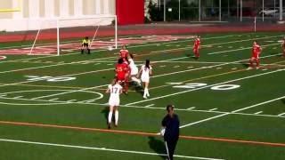 North Bergen vs Hoboken Girls Soccer 1st Half