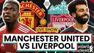 Manchester United 2-4 Liverpool | LIVE Stream Watchalong