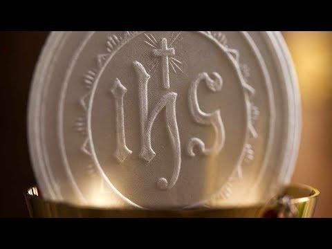 Видео A igreja vive da eucaristia Uenciclica papa joão paulo II