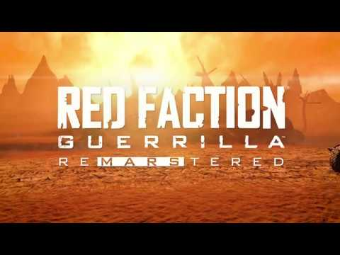 Red Faction Guerrilla Re-Mars-tered Edition - Release Trailer