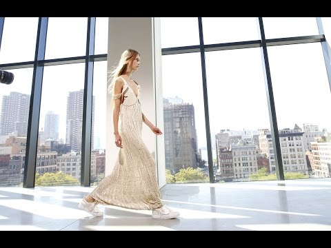 Calvin Klein   Spring Summer 2016 Full Fashion Show   Exclusive