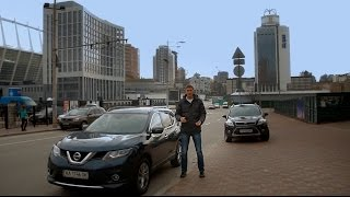 видео Ниссан Х Трейл 2014 года: характеристики