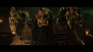 魔獸:崛起 刪減鏡頭(葛羅瑪許原來有台詞阿)