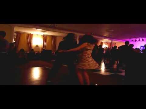 Salsa Dancing In Nottingham.