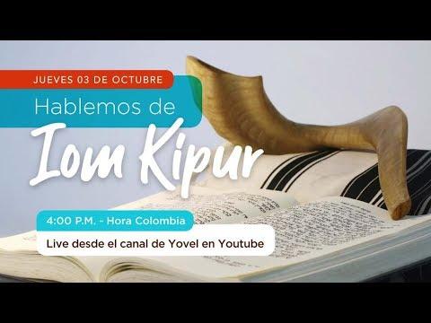 Hablemos de Iom Kipur