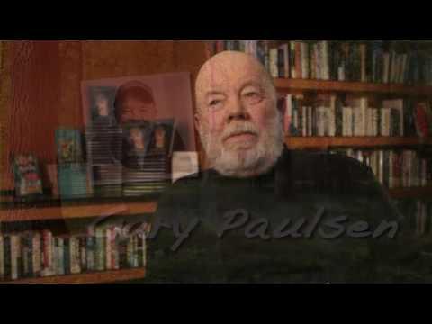 Gary Paulsen Author Video