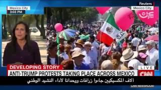 شاهد.. وزير الخارجية الأمريكييعبر الحدود لترميم العلاقات مع المكسيكشاركنا برأيك
