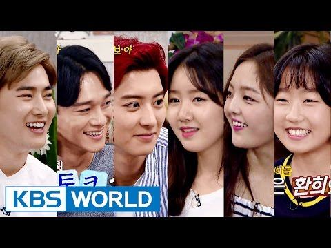 Happy Together  Trusty Young Idols and Actors  Special ENG2016.07.14