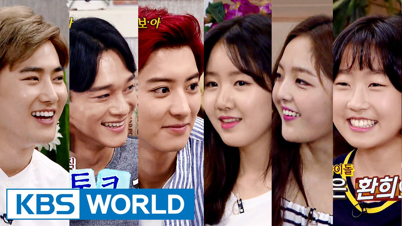 Happy Together Trusty Young Idols And Actors Special Eng