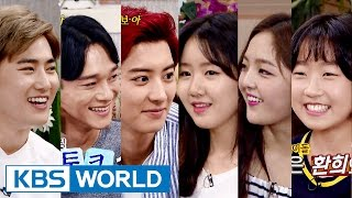 Happy Together - Trusty Young Idols and Actors  Special [ENG/2016.07.14]