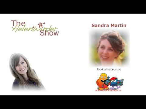 The Helen Winder Show - Sandra Martin Interview