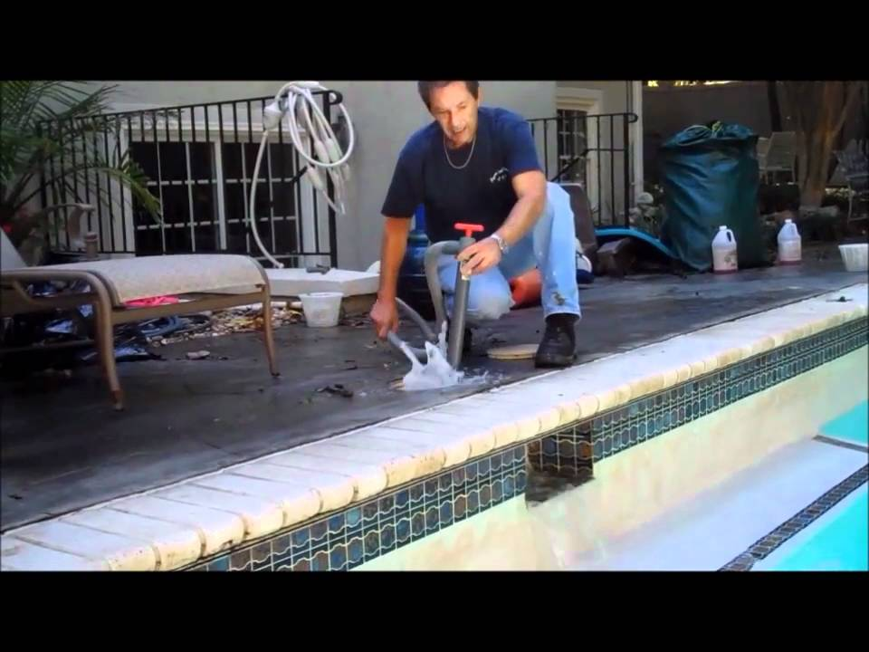 Close Pool Blow Pipes With Air Compressor