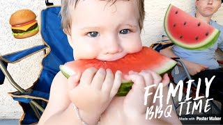 WEEKENDVLOG  BBQ AND FAMILY TIME