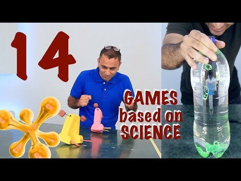 14 AWESOME Games Based on Science