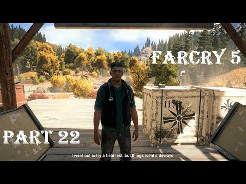 FAR CRY 5 || Part 22 || Doctor's Bag || Hindi