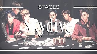 B.A.P「Skydive (스카이다이브) - Stage Compilation」