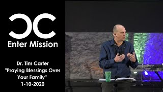 Enter Mission I Dr. Tim Carter I 1-10-21