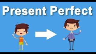 Урок 16 - Present Perfect Tense2 – Настоящее совершенное время