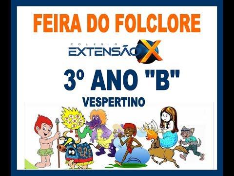 Feira do Folclore 2019 - 3º ano