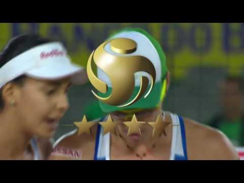 Rio 4 Star 2017  Women Semi Final 2  Beach Volleyball World Tour