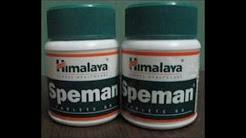 Himalaya Speman | Customer Review | Ayurvedic product | Himalaya herbals