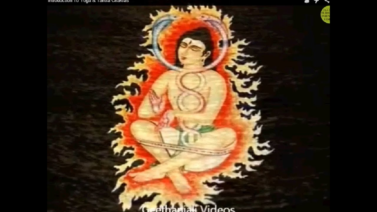 Yoga & Tantra - Chakras (Psychic Centres)