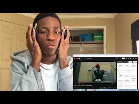 YOUNG RICH HOMIE!!...QUANDO RONDO LETTER TO YOU REACTION VIDEO!!