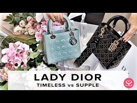 df52e5493b LADY DIOR: WHICH ONE SHOULD YOU GET? | Sizes, Price, Lady Dior ...