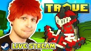 SHADOW TOWER & TOMES! ✪ Trove 20K PR SH in U9 Live-Stream | Scythe Plays