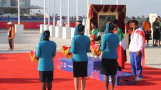 Muscat 2010 - Asian Beach Games - Jet Ski Racing 2
