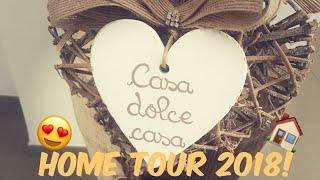 HOME TOUR 2018🏠 VI FACCIO ENTRARE IN CASA MIA! - MyPinkWorld 18