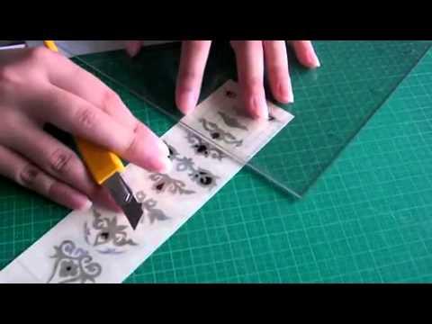 manual de pegado de los inlays - youtube