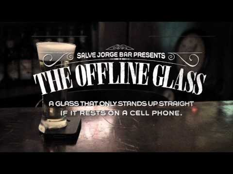 Salve Jorge Bar presents The Offline Glass (HD)