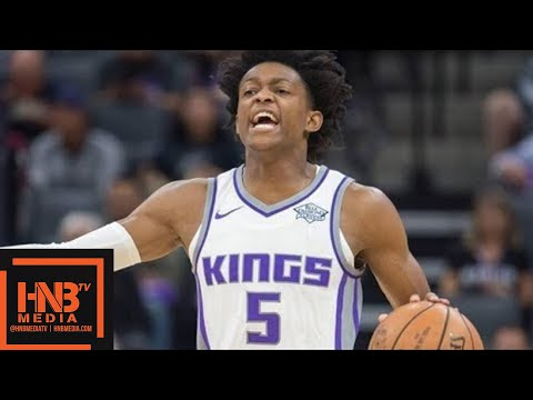 Denver Nuggets vs Sacramento Kings 1st Qtr Highlights / Week 6 / 2017 NBA Season
