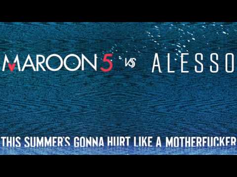 "Maroon 5 vs. Alesso- ""This Summer"" (Explicit)"