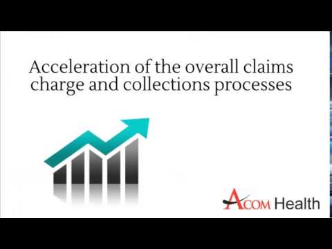 Benefits of Claims management services offered by Acom Health