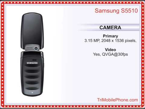 how to turn on samsung s5511