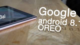 Google Android 8.1 OREO - Einrichtung & Bedienung powered by Acer
