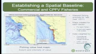 Cheryl Chen: California Central Coast Commercial and CPFV Fisheries
