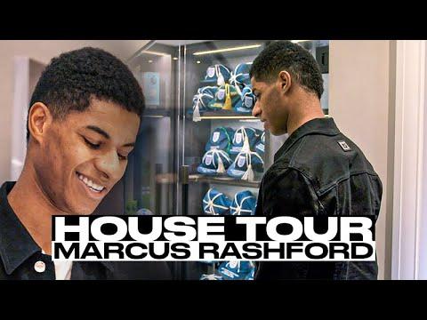 Inside Marcus Rashford's House: Take a Tour of Manchester United Forward's Pad